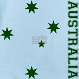 Australian rugby Baby Bodysuits