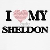 I heart sheldon underware Underwear