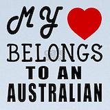 Australian flag Baby Hats
