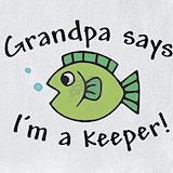 Grandpa keeper Bib