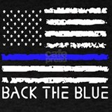 Thin blue line T-shirts