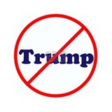 Anti trump Wall Decals