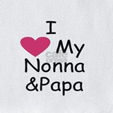 Nonna and papa Bib