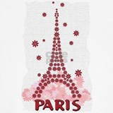 French paris T-shirts