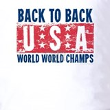 Back to back world war champs Polos