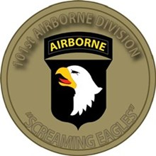 101st Airborne Screaming Eagles