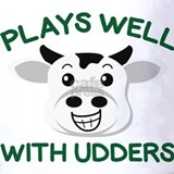 Farmers play well with udders Polos