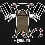 Gym rat Tank Tops