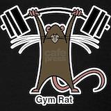 Gym rat Tank Tops