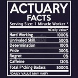 Actuary Aprons