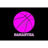 Basketball girls Wall Decals