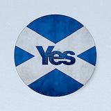 Scottish independence Baby Hats