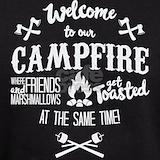 Camping funny Sweatshirts & Hoodies