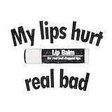Chapped lips Pajamas & Loungewear
