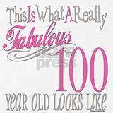 100th birthday Aprons