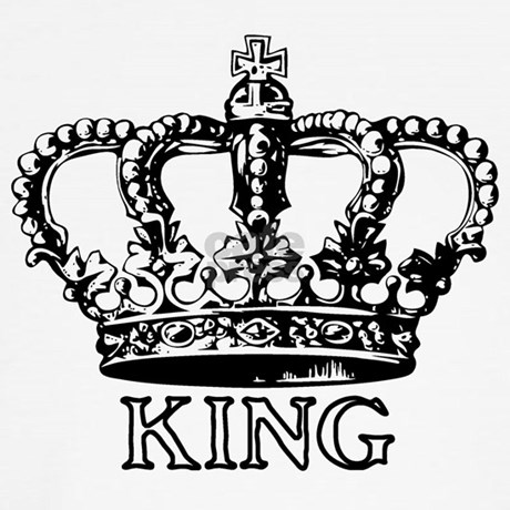 King Crown Wall Clock by artegrity - 52.9KB