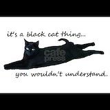 Black cat Pajamas & Loungewear