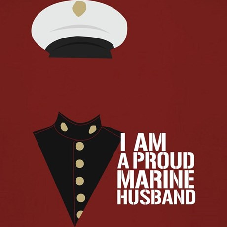 Proud Marine Husband