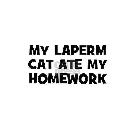 My Laperm Cat Ate My H...