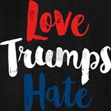 Love trumps hate Sweatshirts & Hoodies