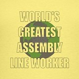 Assembly line worker Tank Tops