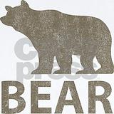 Bear Baby Bodysuits