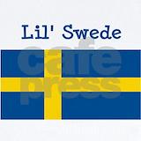 Sweden Baby Bodysuits