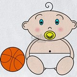 Basketball infant Bib