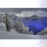 Crater lake Polos
