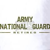 Army national guard Polos