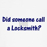 Locksmith T-shirts