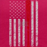 American vintage flag Maternity