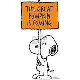 Charlie brown great pumpkin Maternity