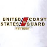 Coast guard retired Polos