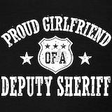 Deputy sheriff girlfriend Tank Tops