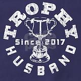 Trophy husband since 2017 Aprons