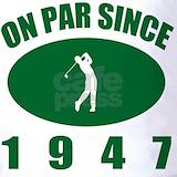 70th birthday golf Polos