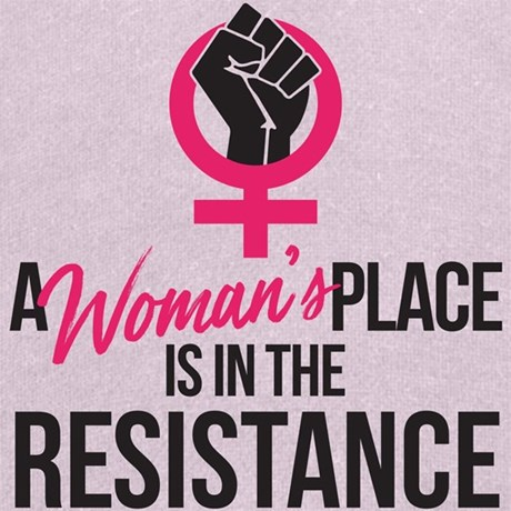 Woman's Place in the Resistance