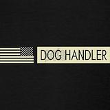 Dog handler Tank Tops