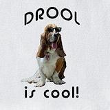 Basset hound Bib