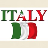 Italy flag T-shirts