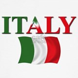 Italy flag T-shirts