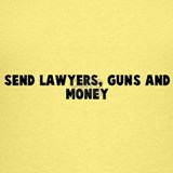 Send lawyers guns and money Tank Tops