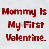 Baby clothing love my mommy Bib