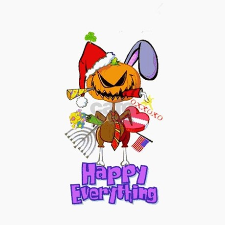 Happy Everything! Greeting Cards (Pk of 10) by happy2500