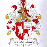 Brandenburg with crest brandenburg name Polos