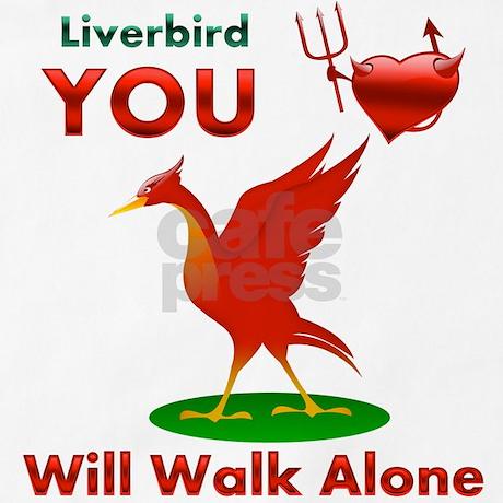 Liverpool Fc Bbq Apron By Liverpool_fan