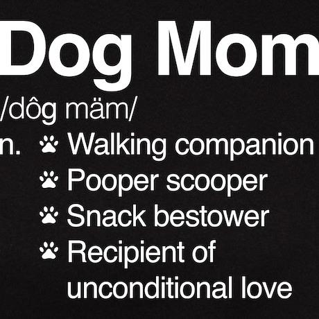 Dog Mom Definition