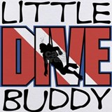 Scuba diving Baby Bodysuits