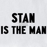 Stan the man Bib